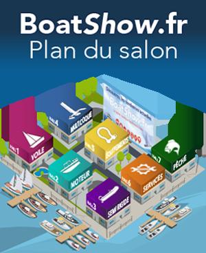 Plan du Boatshow