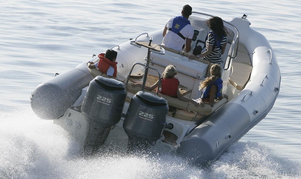 bateau JOKER BOAT Medline 850