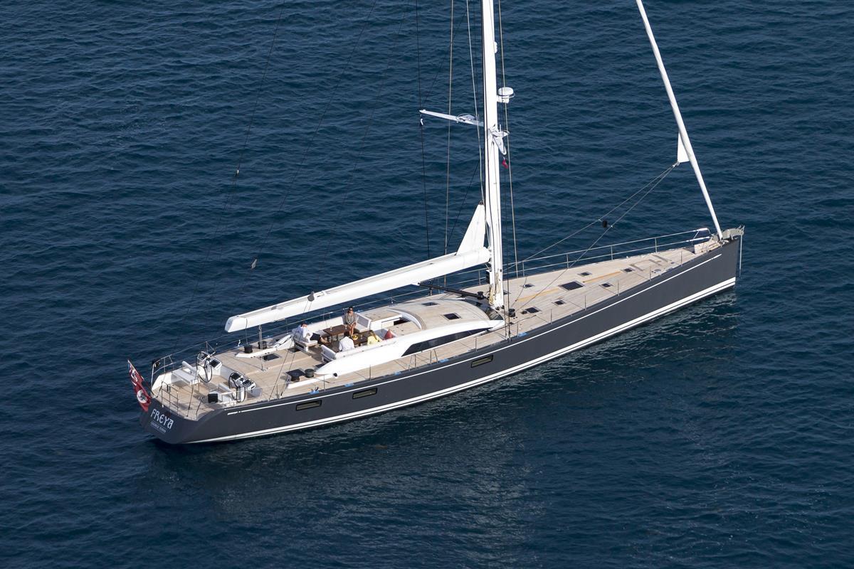 bateau moteur Nautor's Swan Swan 90 S