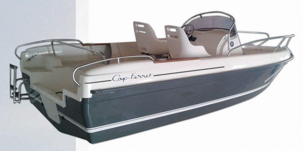 Cap-Ferret 472 Sun Deck de