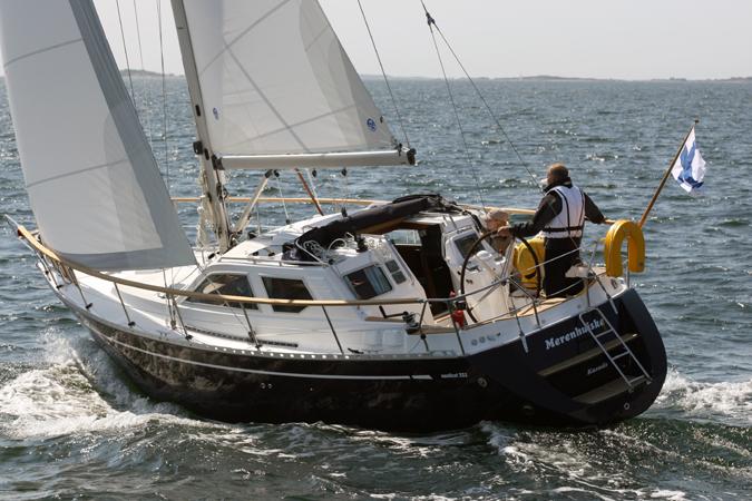 Nauticat 321 de yves servat