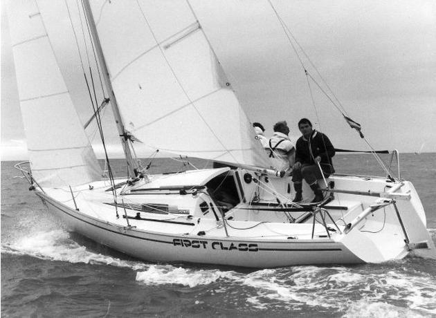 First Class 8 de Thierry JACQUES-SEBASTIEN