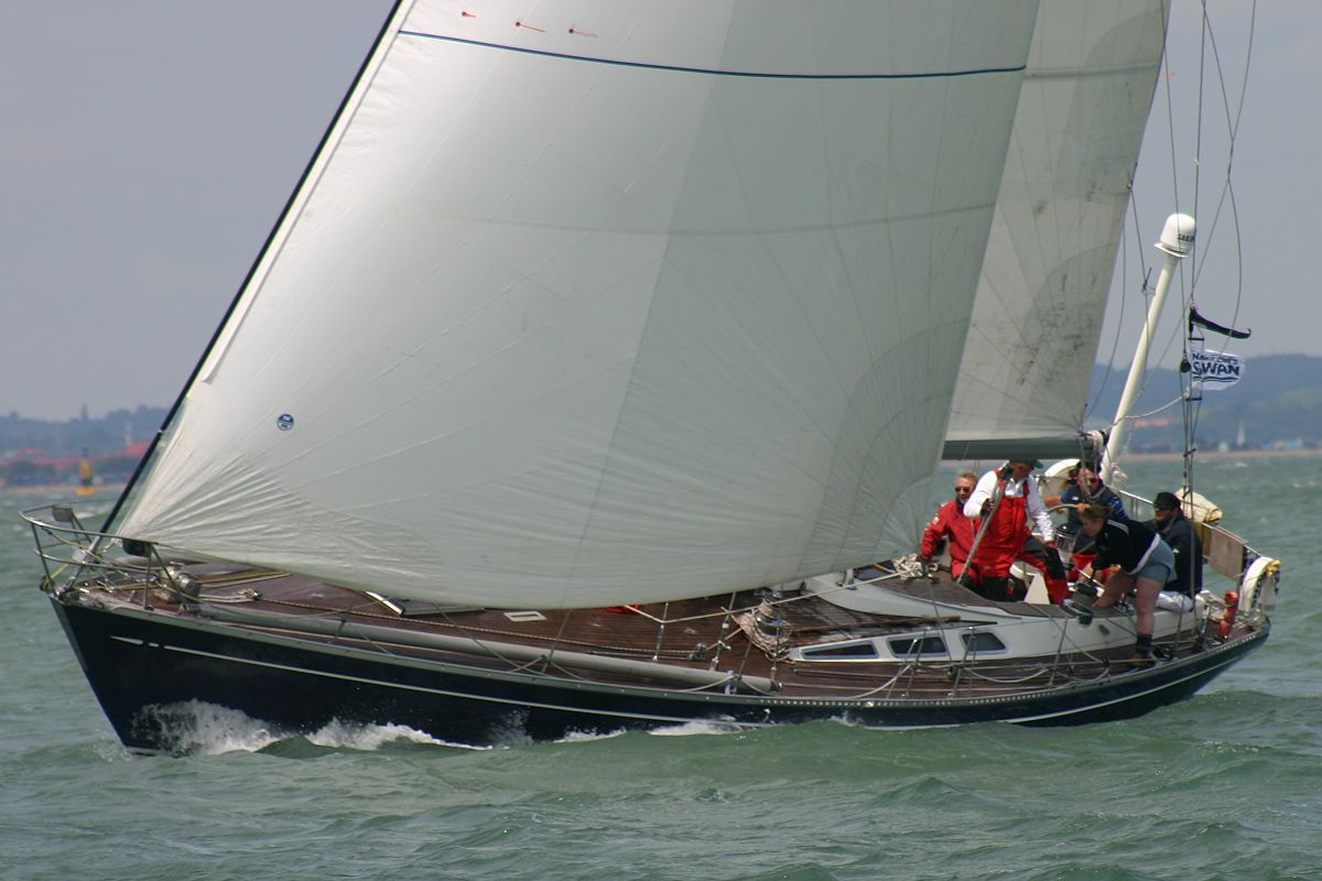 bateau moteur Swan 48 S&S Nautor's Swan