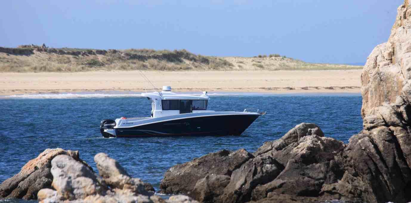 bateau moteur Barracuda 9 Bénéteau
