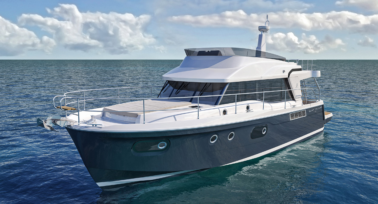 Swift Trawler 47 de