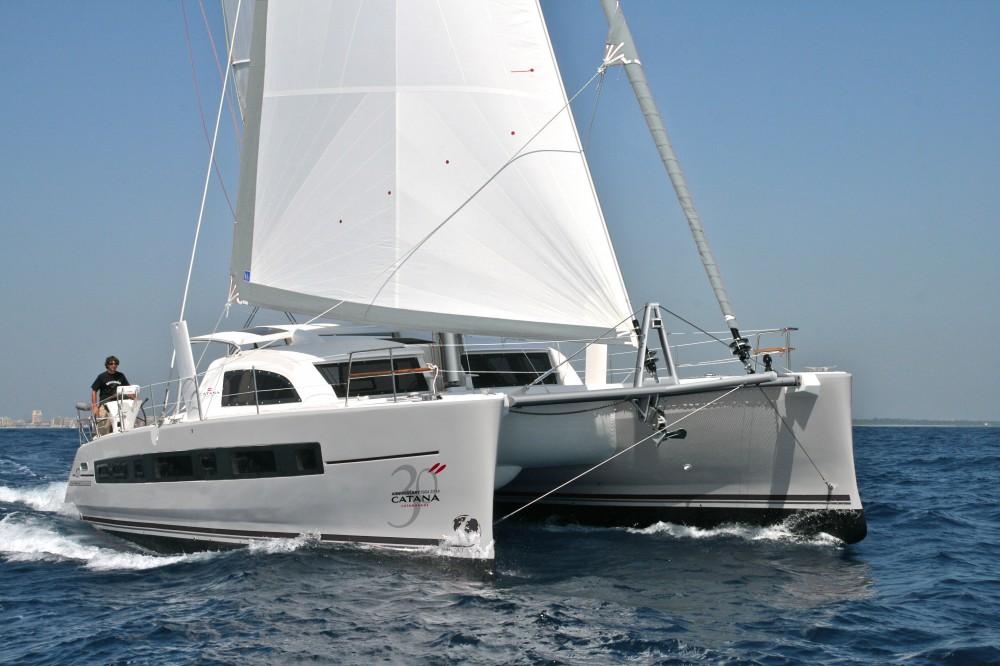 voilier Catana 42 IDB Marine