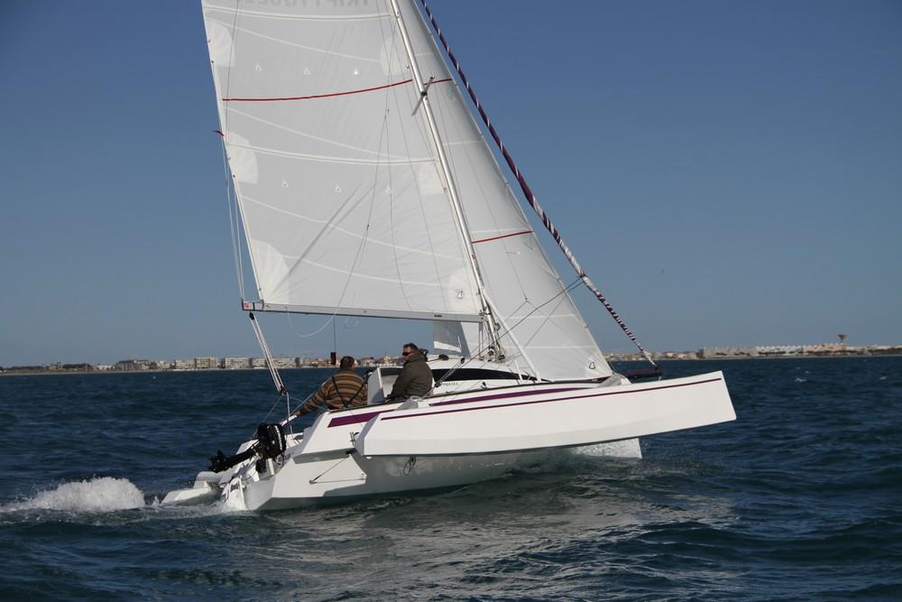 voilier Triptyque 23.2 Jeanneau