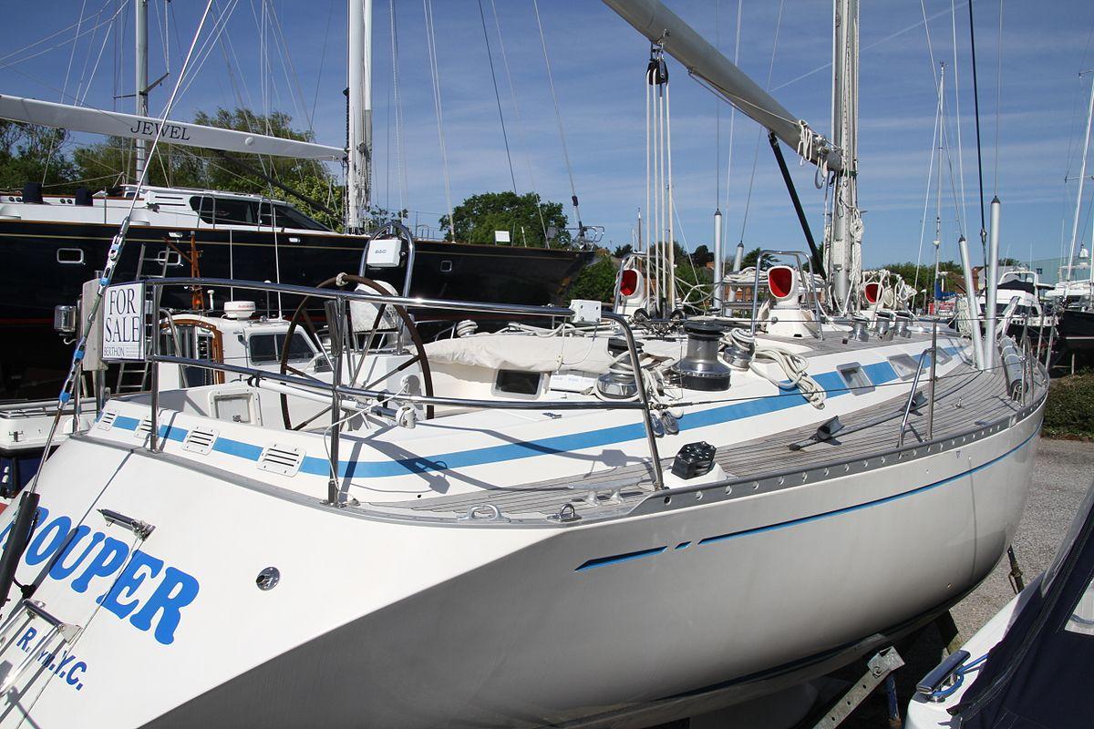 Swan 43 Holland de