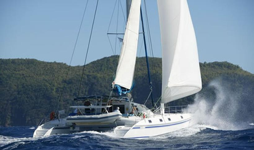 Outremer 50/55 Light de