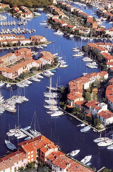 Marina de Port-Grimaud - Port de plaisance