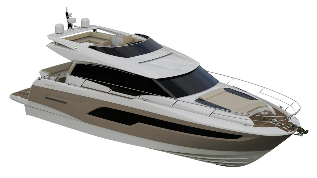 bateau Melges PRESTIGE 630S
