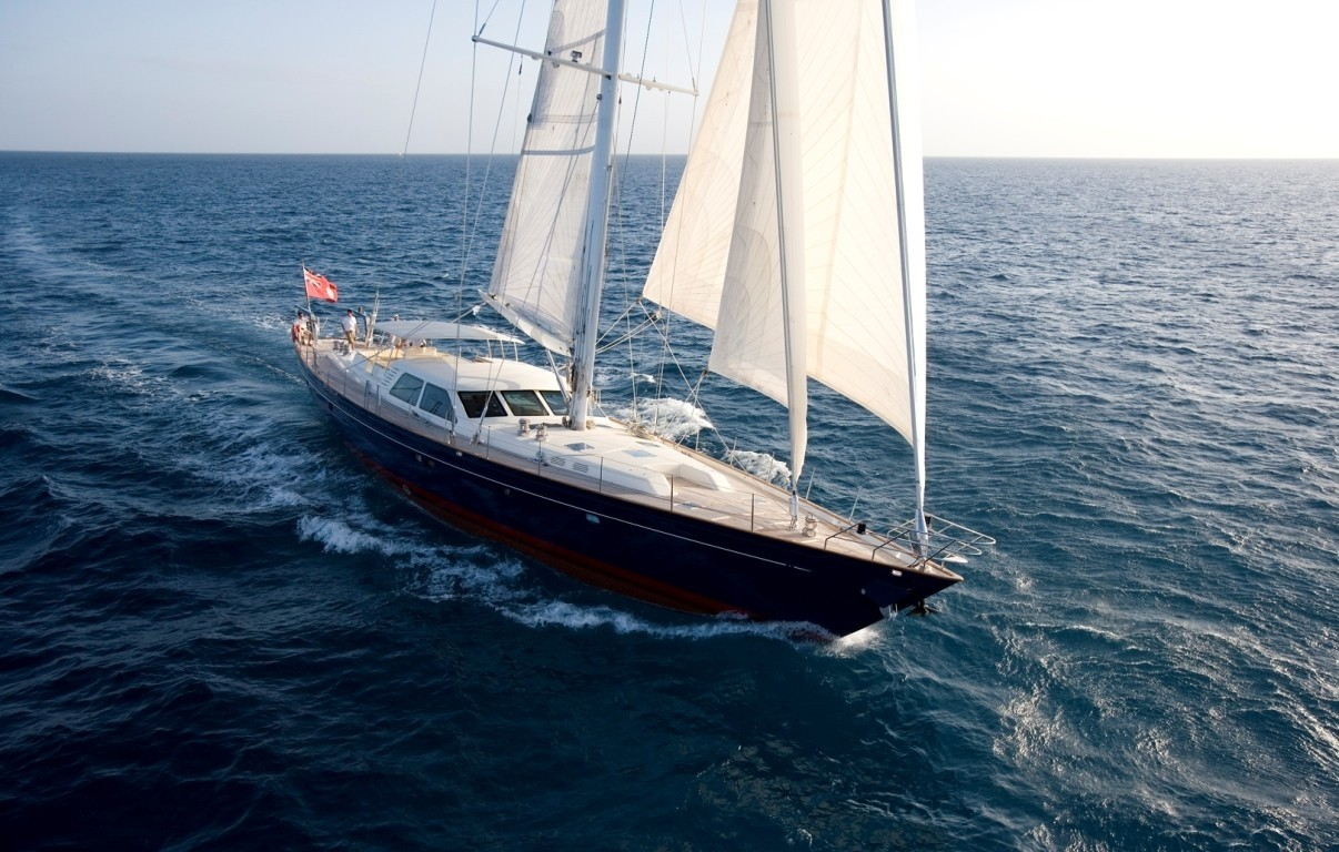 voilier Danish Yacht Aventura