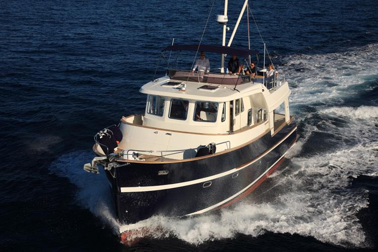 Rhéa 47 Trawler de