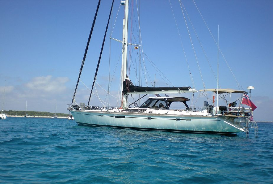 voilier Dufour 80 Locwind Fountaine Pajot