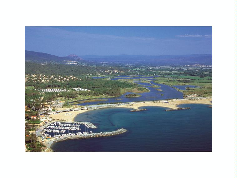 Saint-Aygulf - port de plaisance