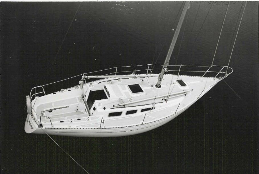 voilier Chance 32 Aquitaine Boat