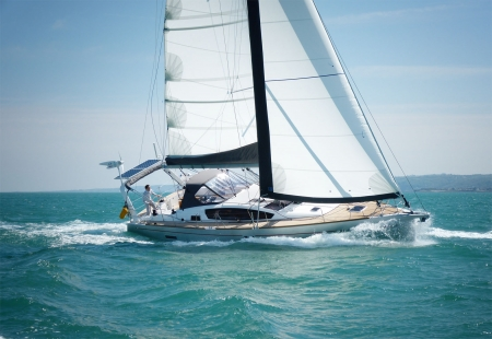 voilier Allures 39.9 Yachting-France