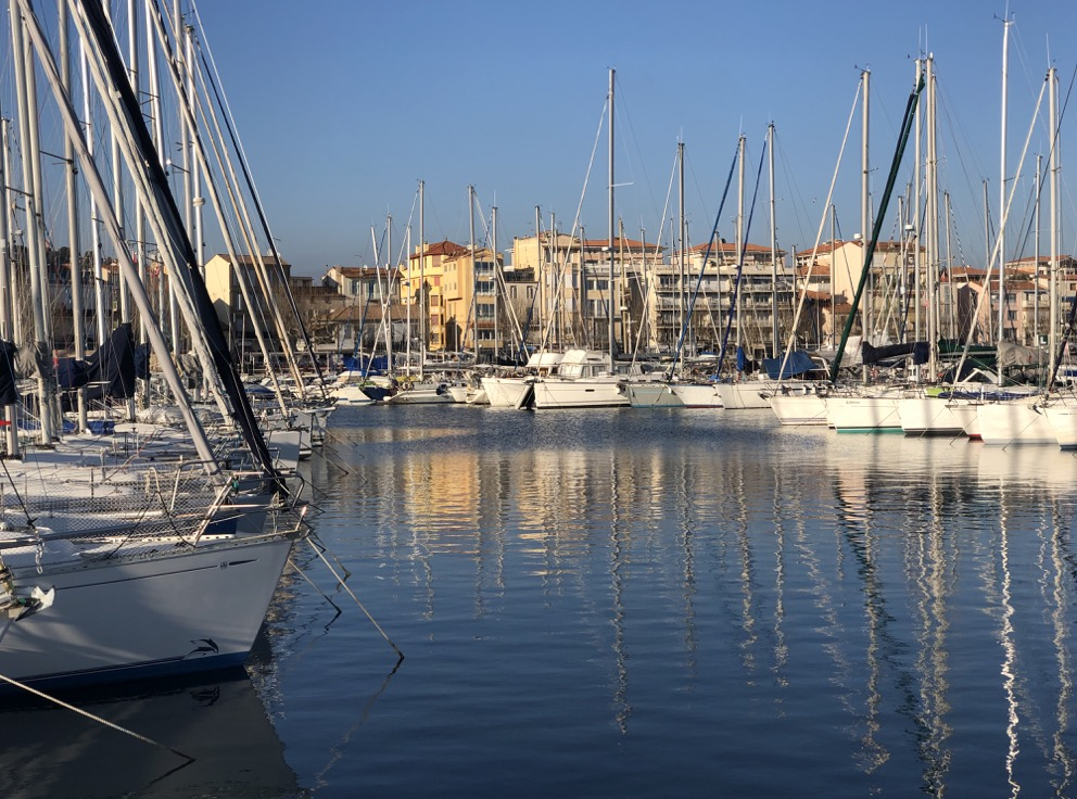 Golfe-Juan - Vieux-Port
