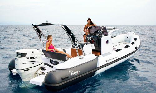 Cayman 23 Sport Touring de