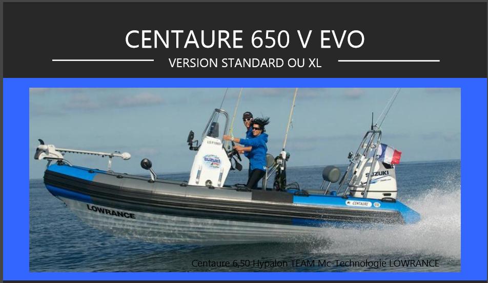 Centaure 650 V Evo de