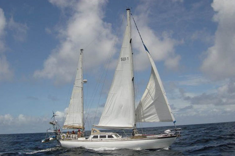 voilier Chassiron DH 43 Outremer Yachting