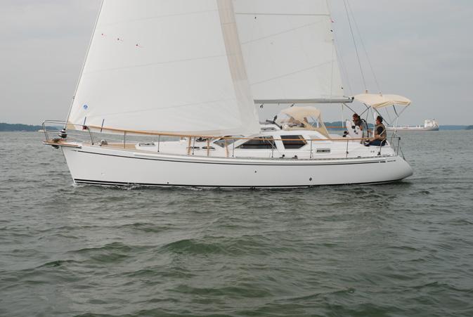 Nauticat 385 de