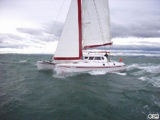 voilier Outremer 42 Archambault