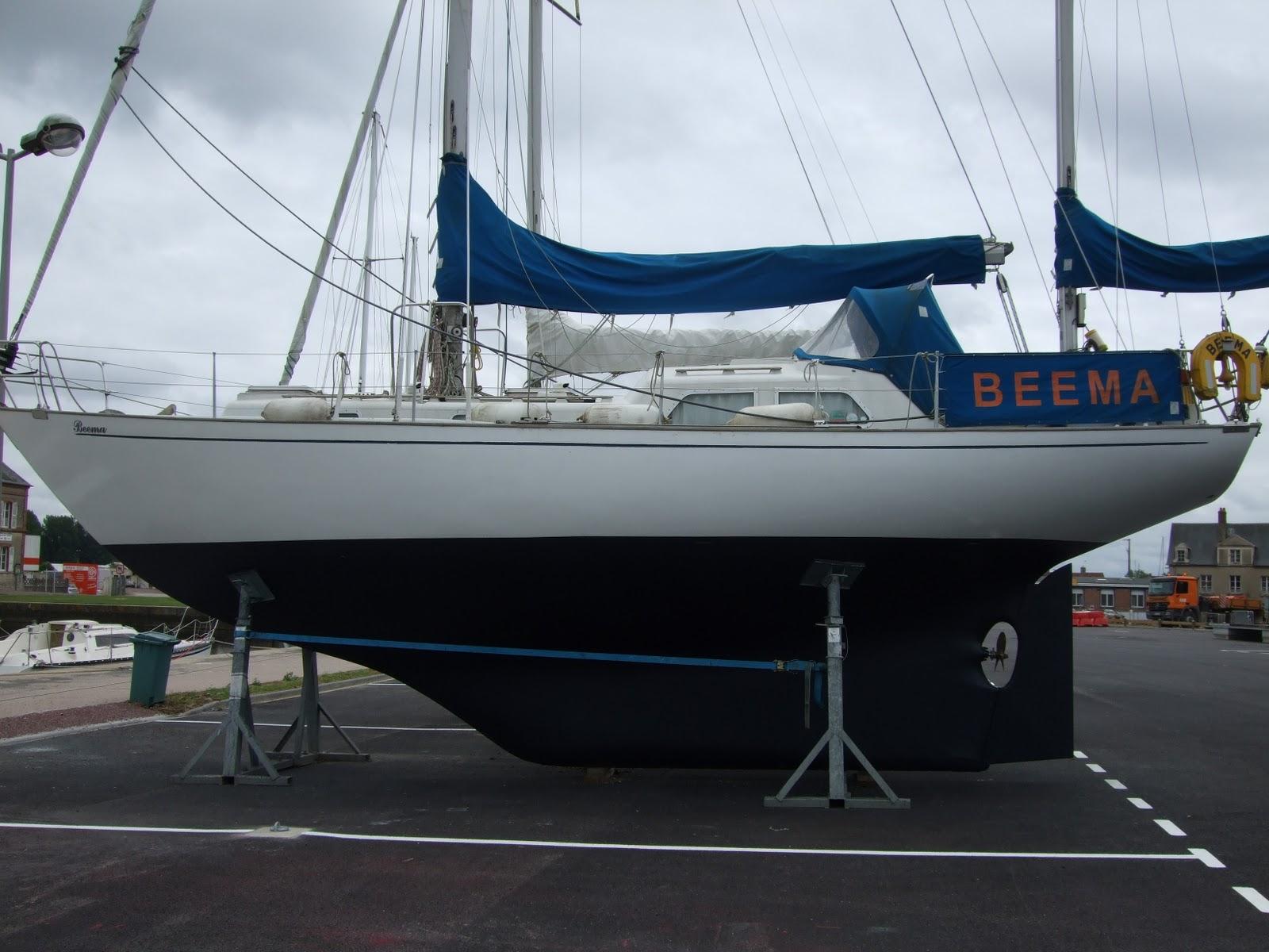 voilier Bowman 36