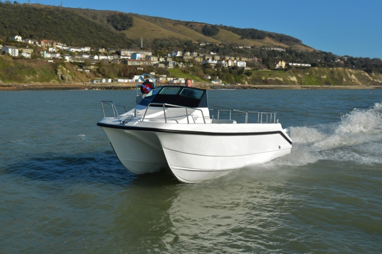 bateau moteur Northman Cheetah Marine 6.2