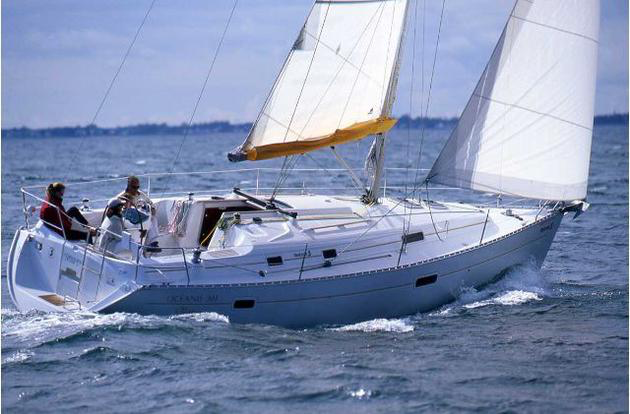 Oceanis Clipper 361 de