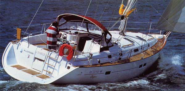 voilier Oceanis 411 Marine Projects