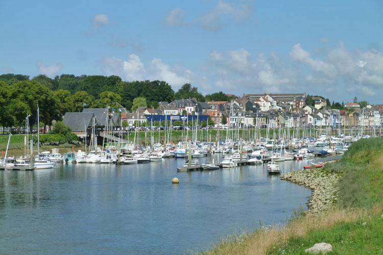 Saint-Valery-sur-Somme - Port de plaisance