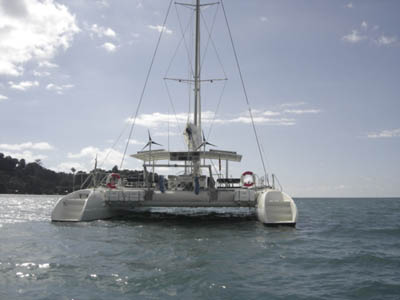 voilier Ocean Voyager 64 Outremer Yachting