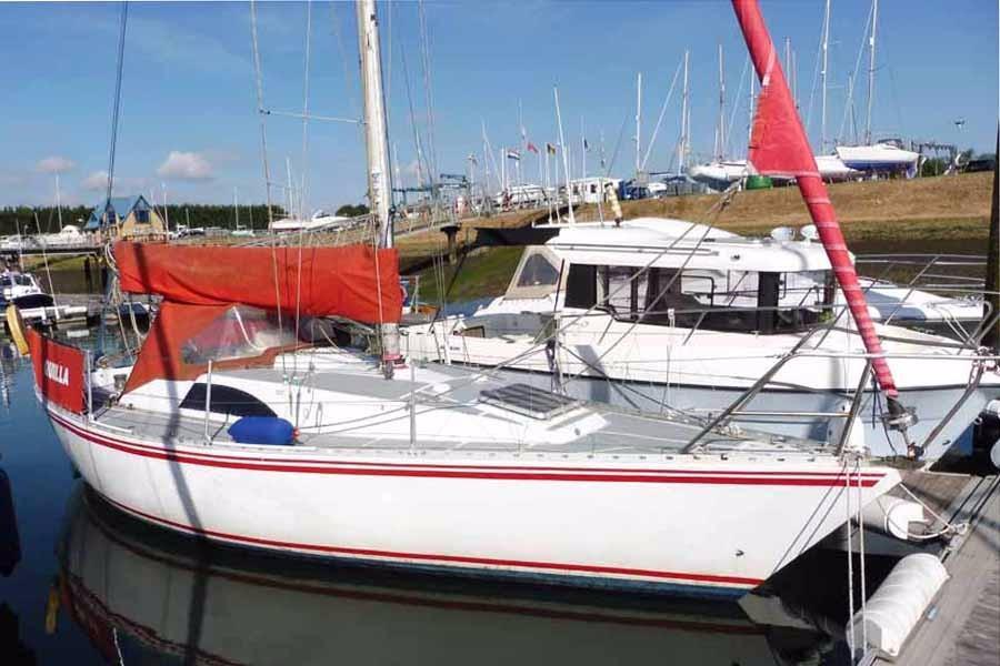 voilier Starlight 30 Oyster Marine