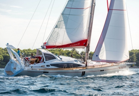 voilier Allures 52 Hanse Yachts
