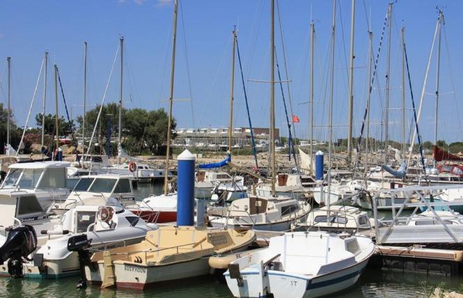 Les Cabanes de Fleury - port de plaisance