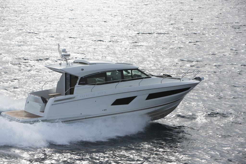 bateau  PRESTIGE 420S