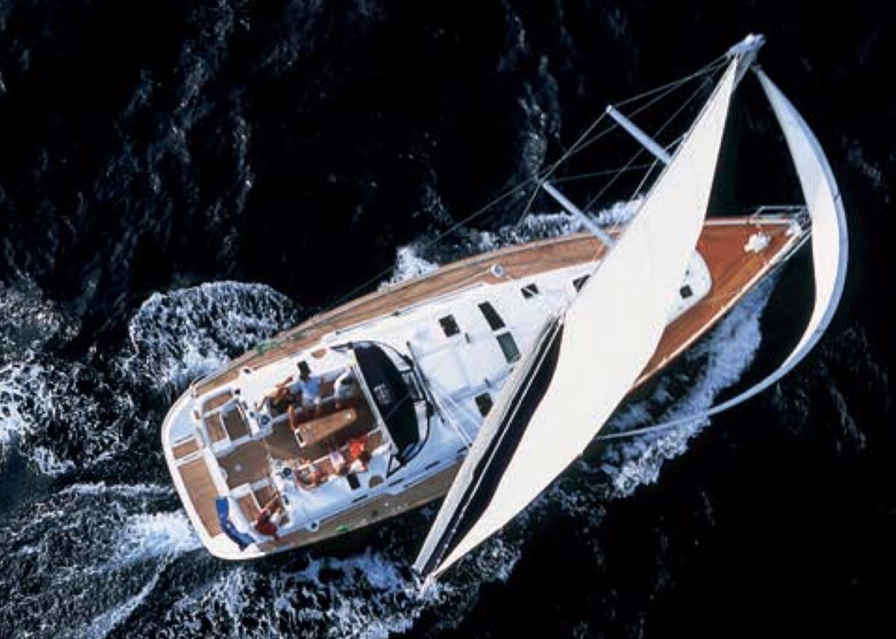 Oceanis Clipper 523 de