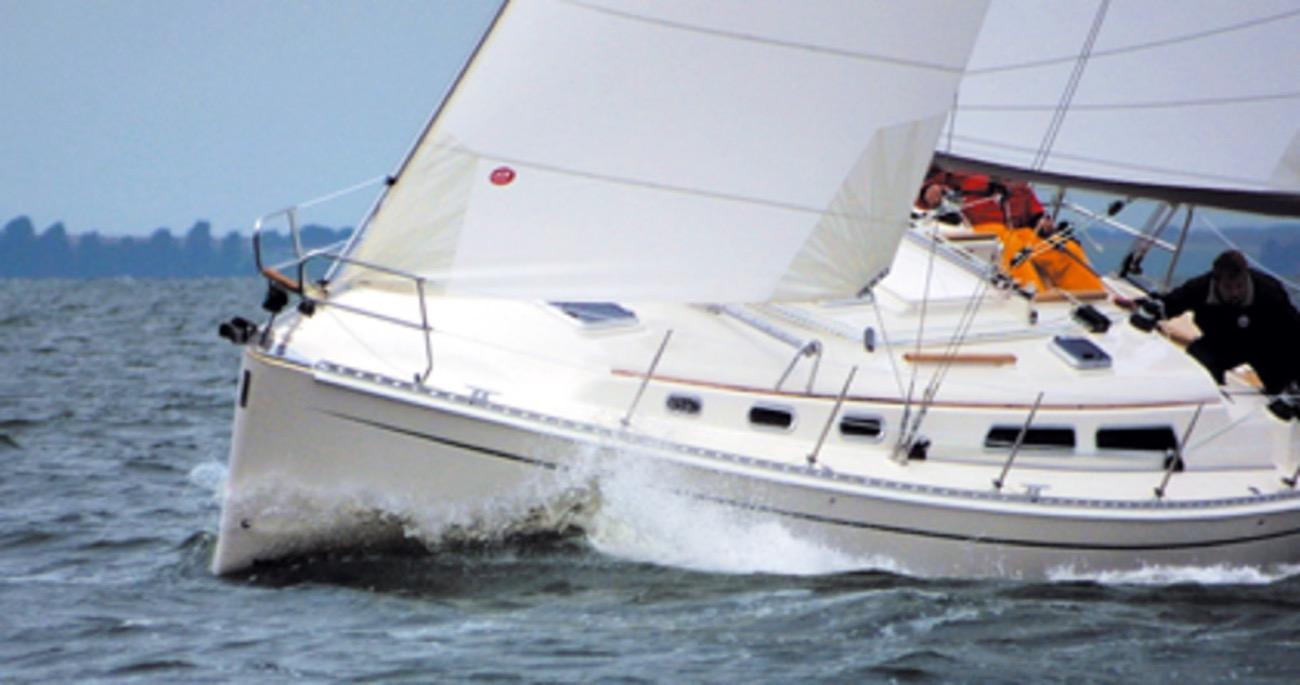 voilier Hanse 341 J Composites