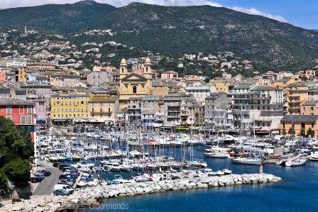 Bastia - port de plaisance