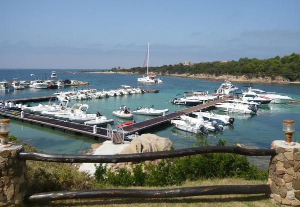Port de Tizzano - port de plaisance