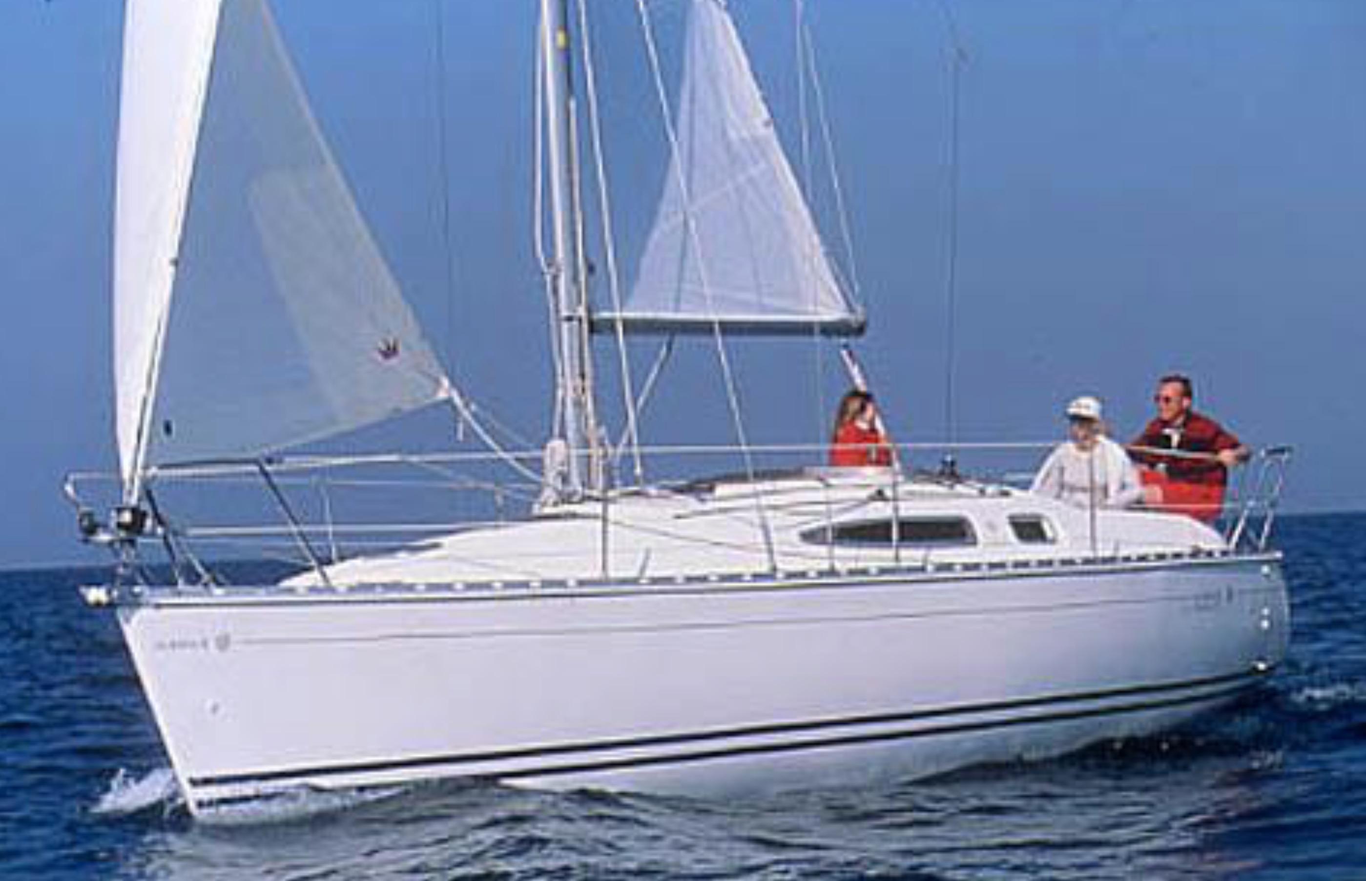 Sun Odyssey 29.2 de JEAN MARIE PERRAULT
