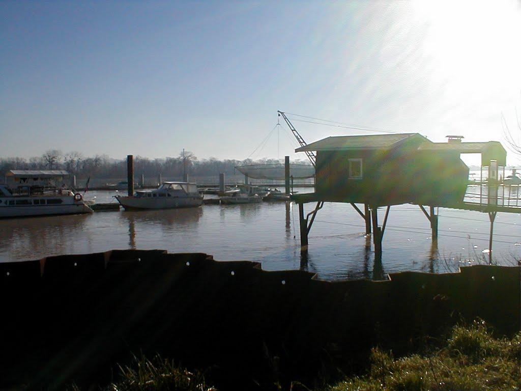 Bègles - Port-Garonne - Port de plaisance