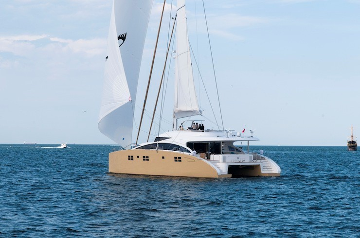 voilier Sunreef 82 DD
