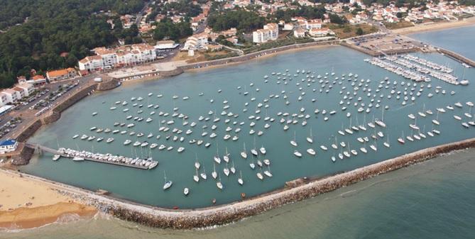Jard-sur-Mer - port de plaisance