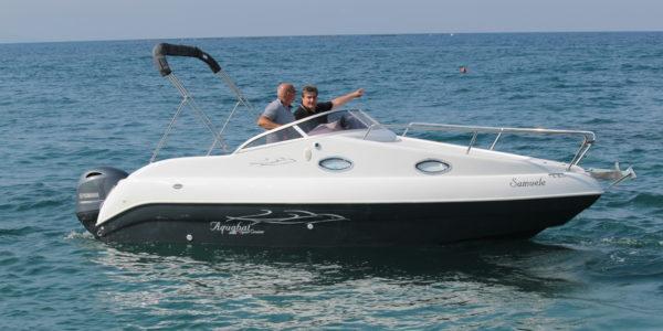 Sport Cruiser 20 de