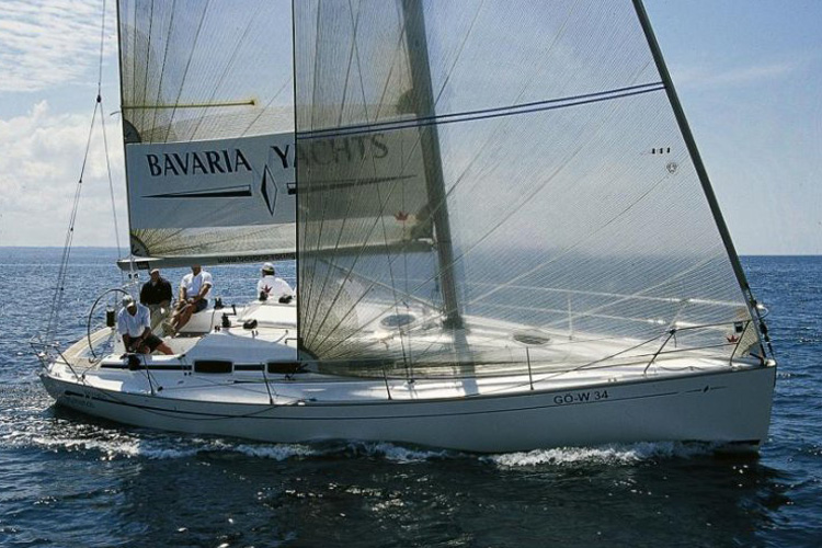 Bavaria 35 Match de