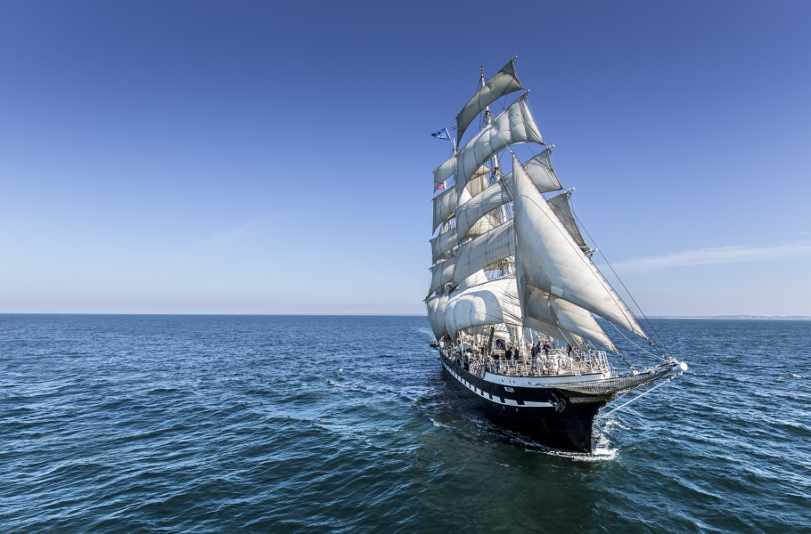 voilier Belem Outremer Yachting
