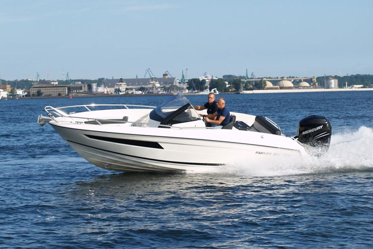 bateau Selection Boats Parker 690 Bow rider