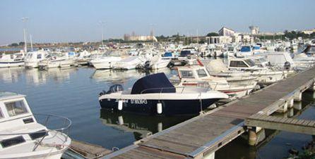 Palavas-les-Flots - Bassin de Plaisance Paul-Riquet - port de plaisance
